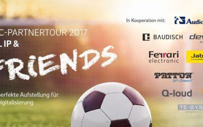 QSC-Partnertour 2017