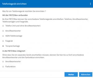 Sip Sprechstellen An Avm Fritz Box Baudisch Intercom Gmbh